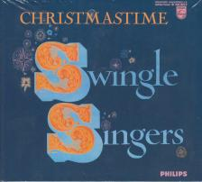 CHRISTMASTIME CD SWINGLE SINGERS