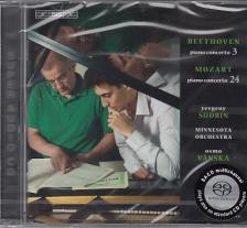 BEETHOVEN.,MOZART - PIANO CONCERTO NO.3,PIANO CONCERTO NO. 24,SACD