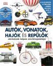 Clive Gifford - Autók, vonatok, hajók és repülők - Járművek képes enciklopédiája<!--span style='font-size:10px;'>(G)</span-->