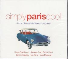 - SIMPLY PARIS COOL 4CD