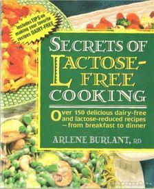 Secrets of Lactose-free cooking [antikvár]