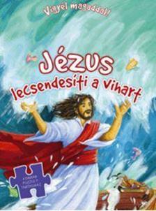 Gill Guile - Jézus lecsendesíti a vihart