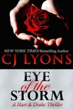 Lyons Cj - EYE OF THE STORM: The Hart and Drake Christmas Wedding [eKönyv: epub,  mobi]