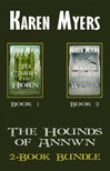 Myers Karen - The Hounds of Annwn (1-2) [eKönyv: epub,  mobi]