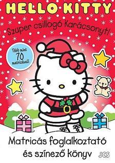 - Hello Kitty - Szuper csillogó Karácsonyt!