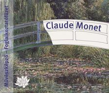 Doris Kutschbach - Claude Monet -  Művészképző-sorozat