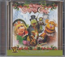 - THE MUPPET CHRISTMAS CAROLS CD