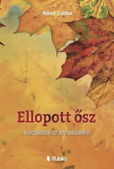 Csaba Nánó - Ellopott ősz - Karcolások az idő ablakára [eKönyv: epub, mobi]