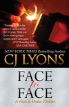 Lyons Cj - FACE TO FACE: A Hart and Drake Thriller [eKönyv: epub,  mobi]