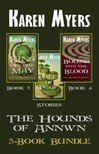 Myers Karen - The Hounds of Annwn (3-5) [eKönyv: epub,  mobi]