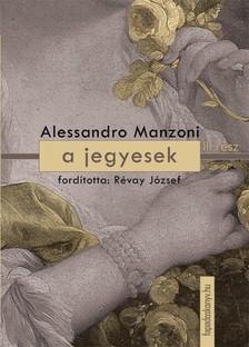 Alessandro Manzoni - A jegyesek II. kötet [eKönyv: epub, mobi]