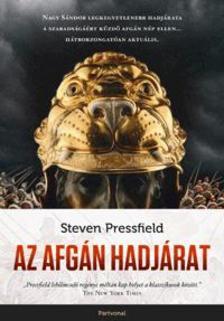 Steven Pressfield - Az afgán hadjárat