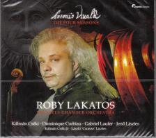 Vivaldi - THE FOUR SEASONS CD ROBY LAKATOS