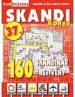 CSOSCH KIADÓ - ZsebRejtvény SKANDI Könyv 37. ###<!--span style='font-size:10px;'>(G)</span-->