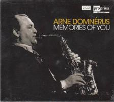 ARNE DOMNÉRUS - MEMORIES OF YOU CD