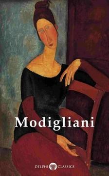 Peter Russell Amedeo Modigliani, - Delphi Complete Paintings of Amedeo Modigliani (Illustrated) [eKönyv: epub, mobi]