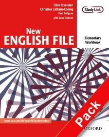 - NEW ENGLISH FILE ELEMENTARY WB +MULTIROM