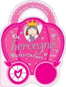 - A kis hercegnő - kifestőkönyv