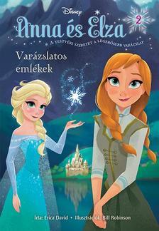 Disney - Jégvarázs - Anna és Elza 2: Varázslatos emlékek #