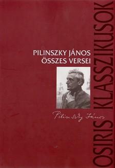 - Pilinszky János összes versei