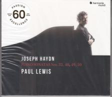 Haydn - PIANO SONATAS CD PAUL LEWIS