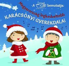 .- - MAGYARORSZÁG LEGKEDVELTEBB KARÁCSONYI GYEREKDALAI - CD