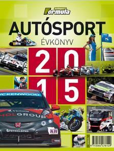 Bethlen Tamás - Autósport évkönyv 2015 #