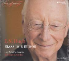 Bach - MASS IN B MINOR 2CD WILLIAM CHRISTIE
