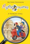 Sir Steve Stevenson - Agatha nyomoz 11. - A Vatikán titka<!--span style='font-size:10px;'>(G)</span-->