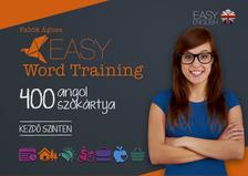 Fabók Ágnes - Easy Wordtraining - 400 angol szókártya - Kezdő szinten