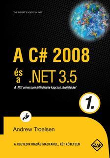 - A C# 2008 ÉS A .NET 3.5 - 1. KÖTET