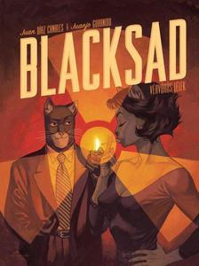 Canales-Guarnido - Blacksad 3 - Vérvörös lélek