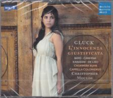 GLUCK - L'INNOCENZA GIUSTIFICATA 2CD+BONUS CHRISTOPHER MOULDS