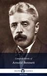 Bennett Arnold - Delphi Complete Works of Arnold Bennett (Illustrated) [eKönyv: epub,  mobi]
