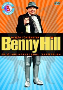 - BENNY HILL SOROZAT 5.
