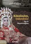Beáta Czifrik - Köszönöm, Indonézia! - Egy év Meseországban [eKönyv: epub, mobi]<!--span style='font-size:10px;'>(G)</span-->