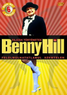 - BENNY HILL SOROZAT 6.