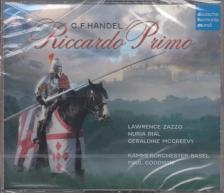 Handel - RICCARDO PRIMO 3CD+BONUS PAUL GOODWIN