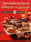 Gisela Muhr - Aprósütemények könnyen és gyorsan - Tésztaszaggató forma 34 süteményhez