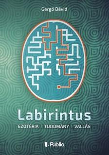 Dávid Gergó - Labirintus [eKönyv: epub, mobi]