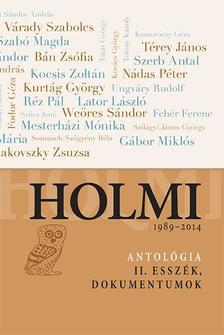 - - Holmi-antológia 2.