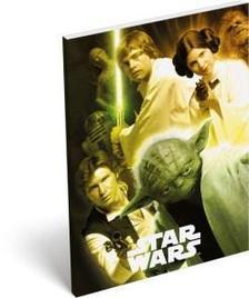 7025 - Notesz papírfedeles A/7 Star Wars Classic Yoda 16405005