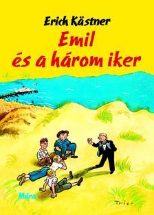 """KÃ""""STNER, ERICH - Emil és a három iker"""