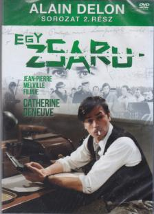 - EGY ZSARU - ALAIN DELON SOR. 2.