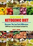 Jenkins Kristy - Quick Guide To Ketogenic  Diet [eKönyv: epub,  mobi]