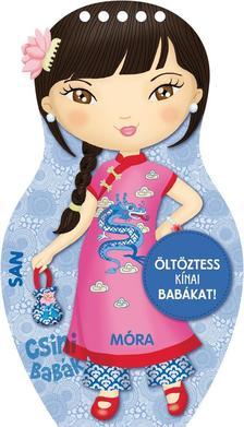 .- - Öltöztess kínai babákat - Csinibabák