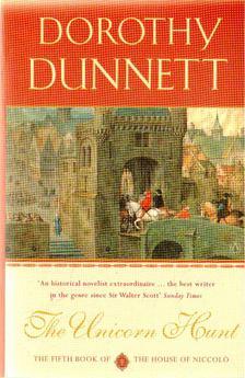 DUNNETT, DOROTHY - The Unicorn Hunt [antikvár]