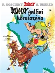René Goscinny - Asterix 5. - Asterix galliai körutazása (3. kiadása)