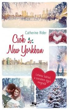 Catherine Rider - Csók New Yorkban [eKönyv: epub, mobi]