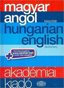 Könyvmolyképző Kiadó - Angol - magyar kisszótár +NET